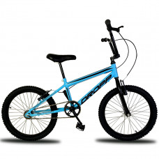 Bicicleta Aro 20 Dropp Bikes Cross Edition Freio V-brake